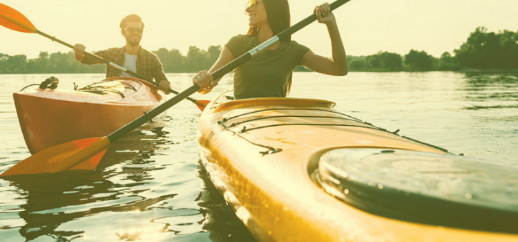 Couples & Kayaking: Back by popular demand!