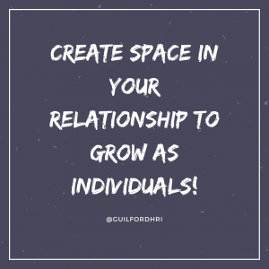Make Space to Grow as Individuals in Your Relationships