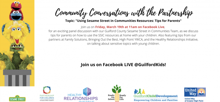3.19.21 | Sesame Street in Communities Resources: Tips for Parents