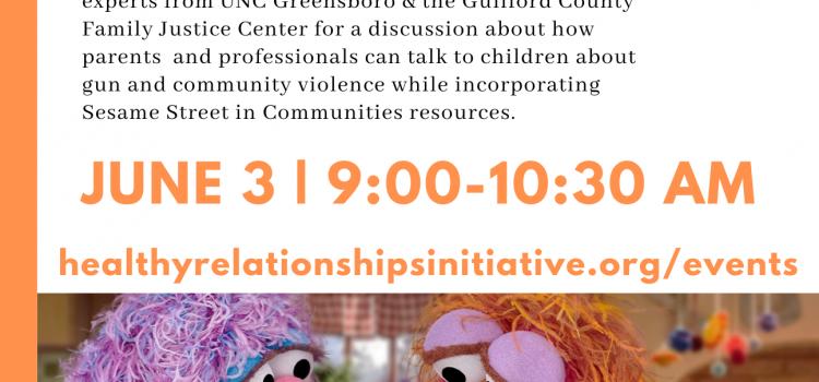 6.3.21 | Talking to Children About Gun Violence